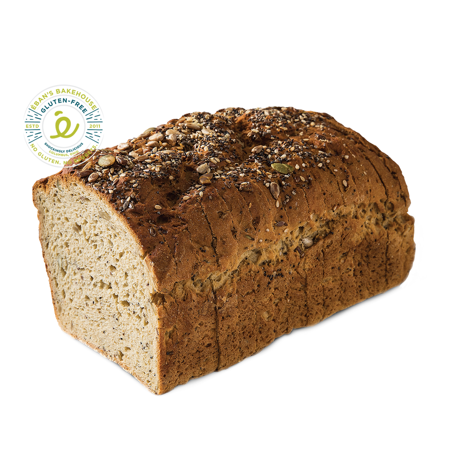 Gluten-free Seeded Bread from Éban's Bakehouse