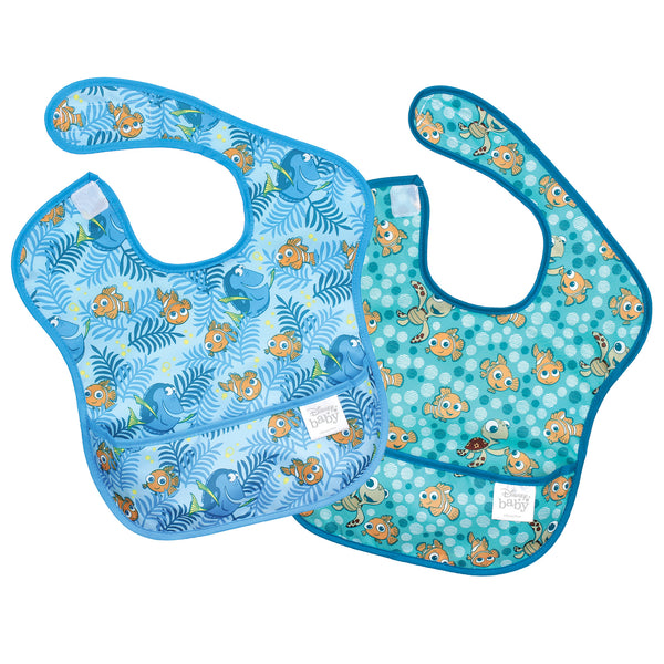Bumkins: Superbib 2-Pack (Finding Dory) - Fancy Tot