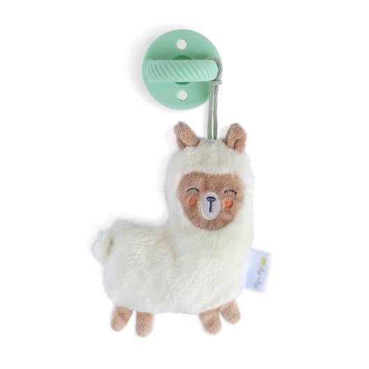 Itzy Ritzy: Sweetie Pal™ with Pacifier (Llama)