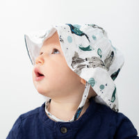 Bebe au Lait: Sun Hat (Space)