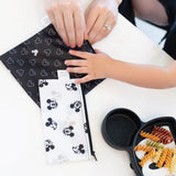 Bumkins: Reusable Snack Bag 3-Pack (Mickey Mouse) - Fancy Tot