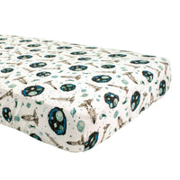 Bebe au Lait: Crib Sheet (Space) - Fancy Tot