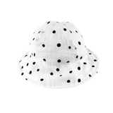 Bebe au Lait: Sun Hat (Dottie) - Fancy Tot