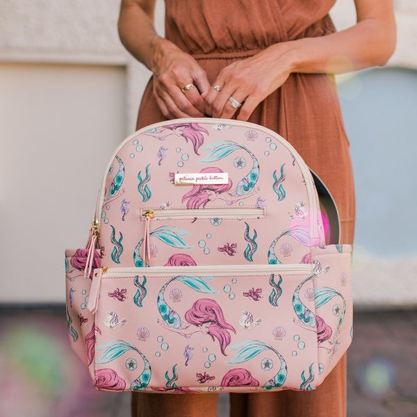 Petunia: Ace Backpack (Little Mermaid) - Fancy Tot