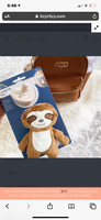 Itzy Ritzy: Sweetie Pal™ with Pacifier (Sloth) - Fancy Tot