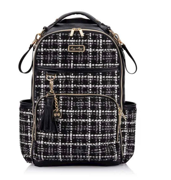 Itzy Ritzy: The Kelly Boss Plus Backpack Diaper Bag