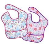 Bumkins: Superbib 2-Pack (Princess) - Fancy Tot
