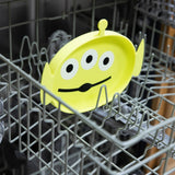 Bumkins: Silicone Grip Dish (Toy Story Alien) - Fancy Tot