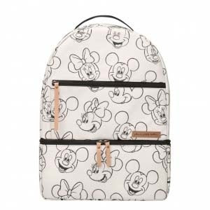 Petunia: Axis Backpack (Sketchbook Mickey & Minnie) - Fancy Tot