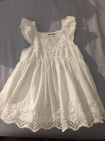 Baby Gap Dress (White)