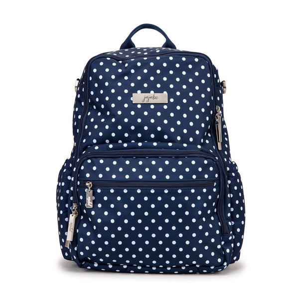 Ju-ju-be: Zealous Backpack (Navy Duchess) - Fancy Tot