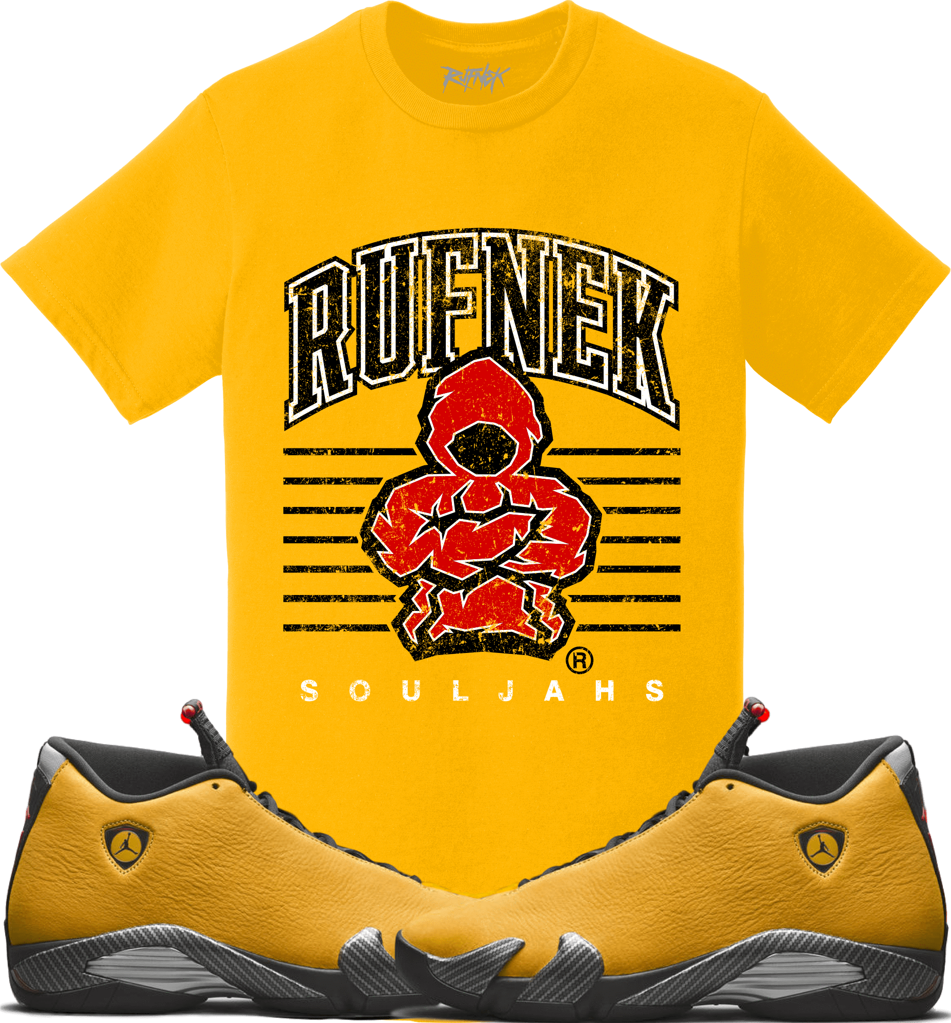 Yellow 14s Shirt Shop Clothing Shoes Online