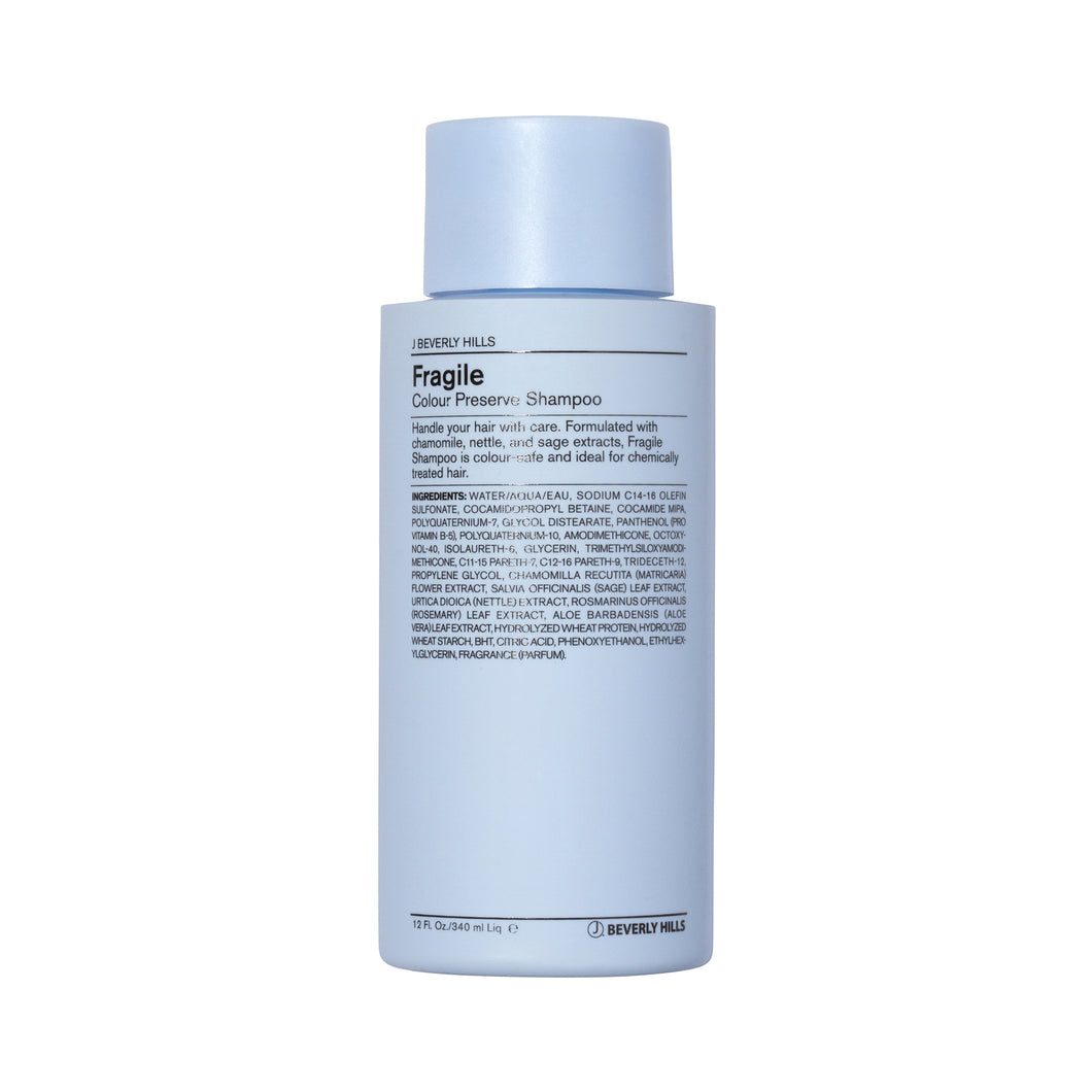 FRAGILE Shampoo 350 ml