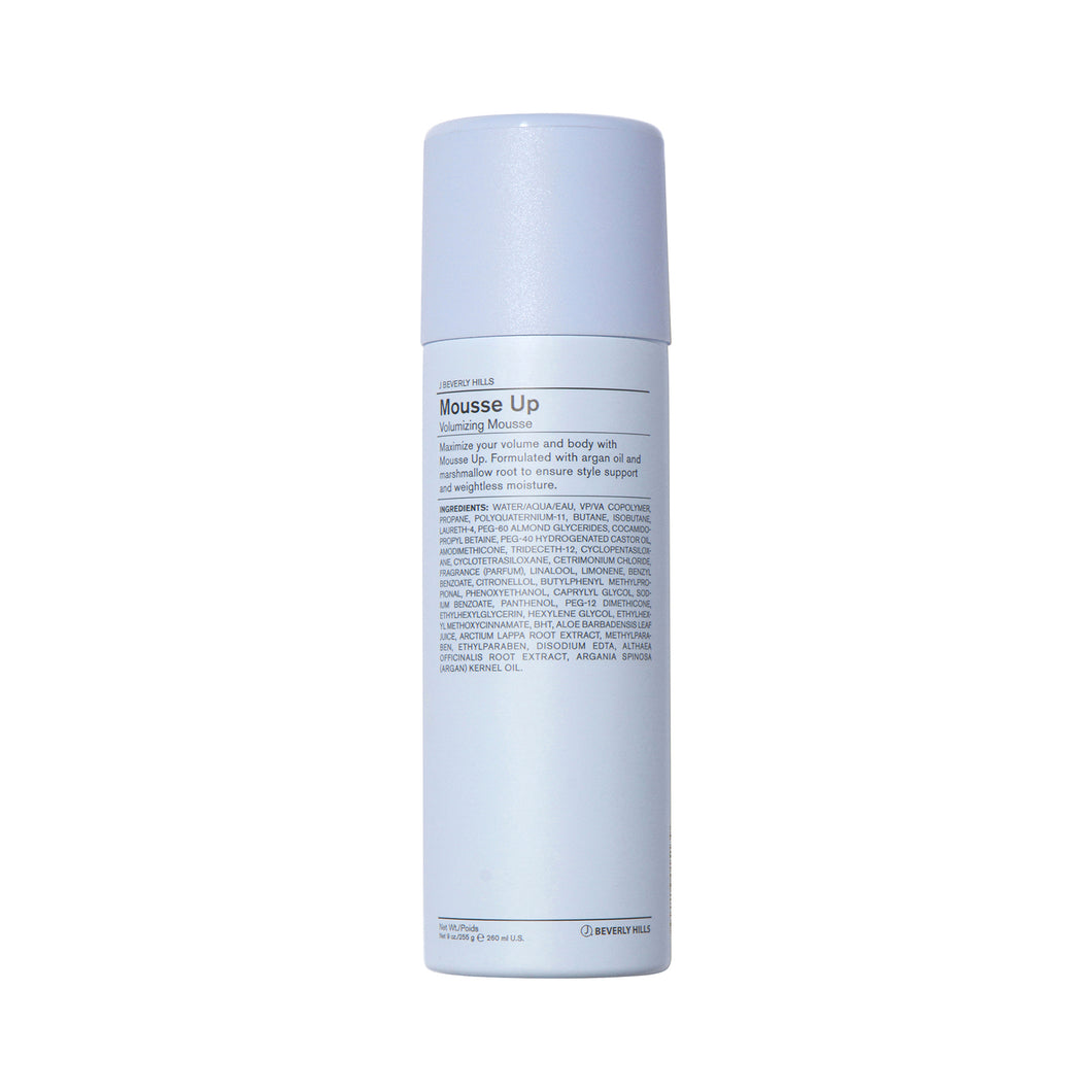 MOUSSE UP volumizing mousse 260ml