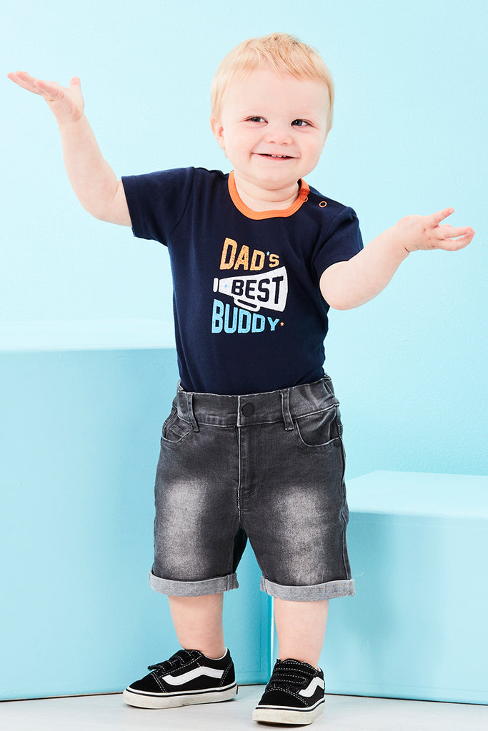 APBB1316 Dad's Best Buddy Bodysuit