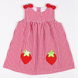 APIG5193 Berry Blossom Dress