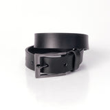 GDWLBELT01L Black Leather Belt L