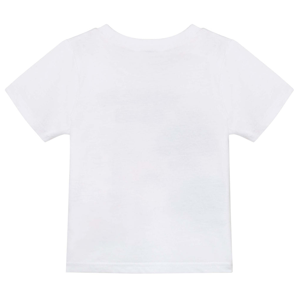 VEHICLES WHITE TEE