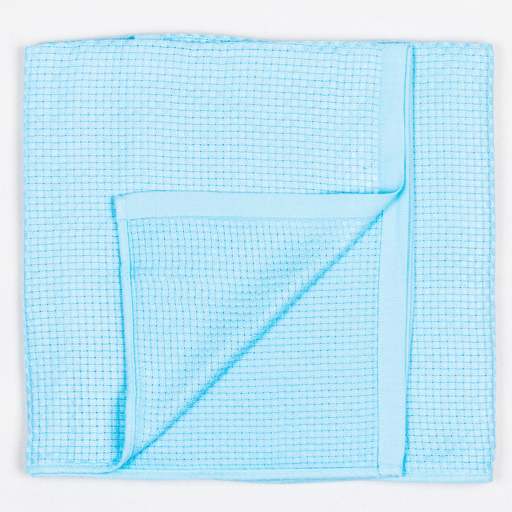 LPOBL05 Bamboo Blanket Blue