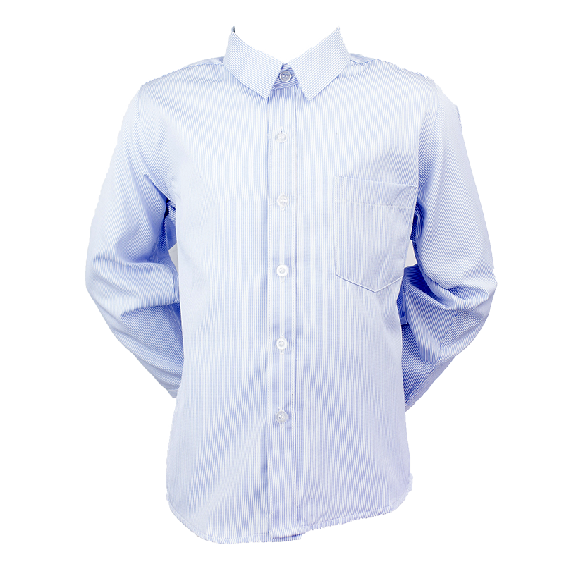 Formal Boys Shirt Blue 6-13