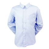 Formal Boys Shirt Blue 00-5