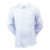 Formal Boys Shirt Pale Blue 00-5