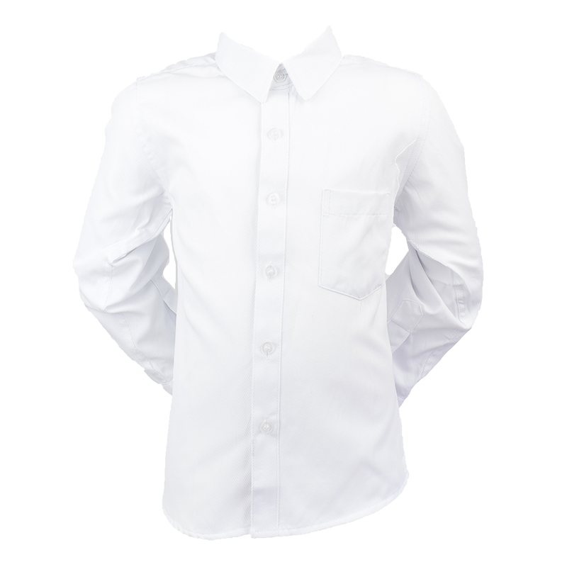 Formal Boys Shirt White 6-13