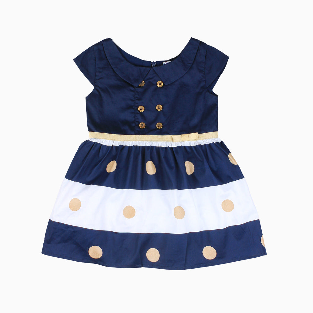 QSJG7151 Sailor Sally Dress