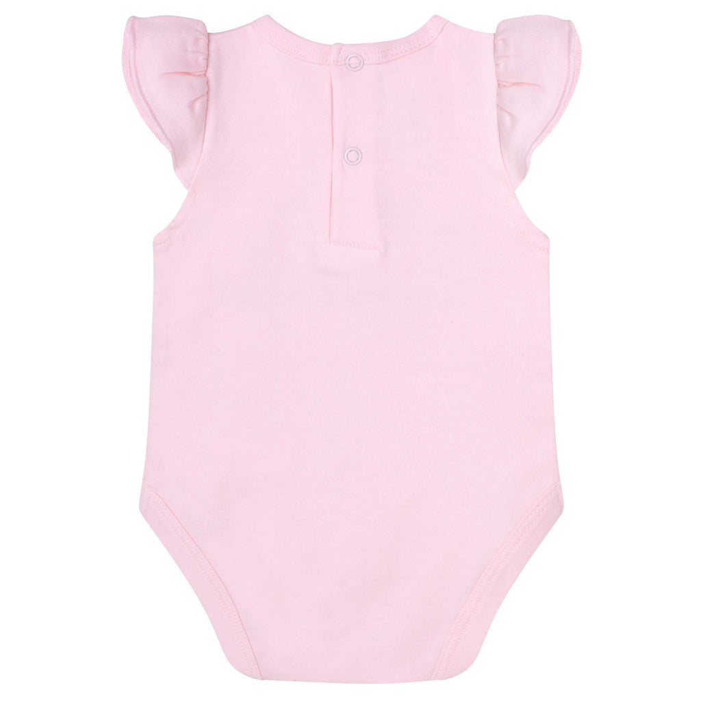 WSBG2275 Daddy Says I Am The Boss (Until Mummy Comes Home) Bodysuit