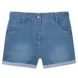 WSIG5201 Denim Look Shorts