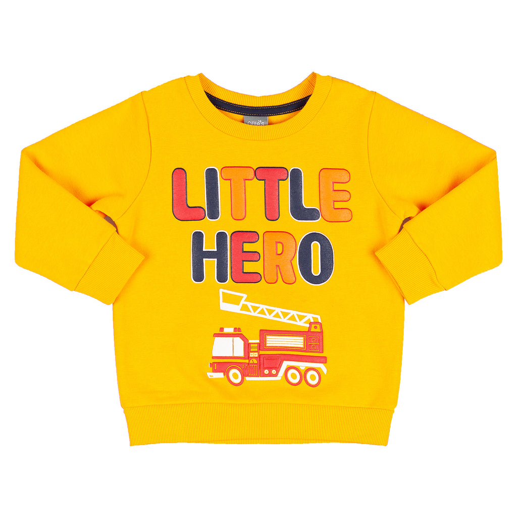 XSJB6111 Little Hero Sweat Top