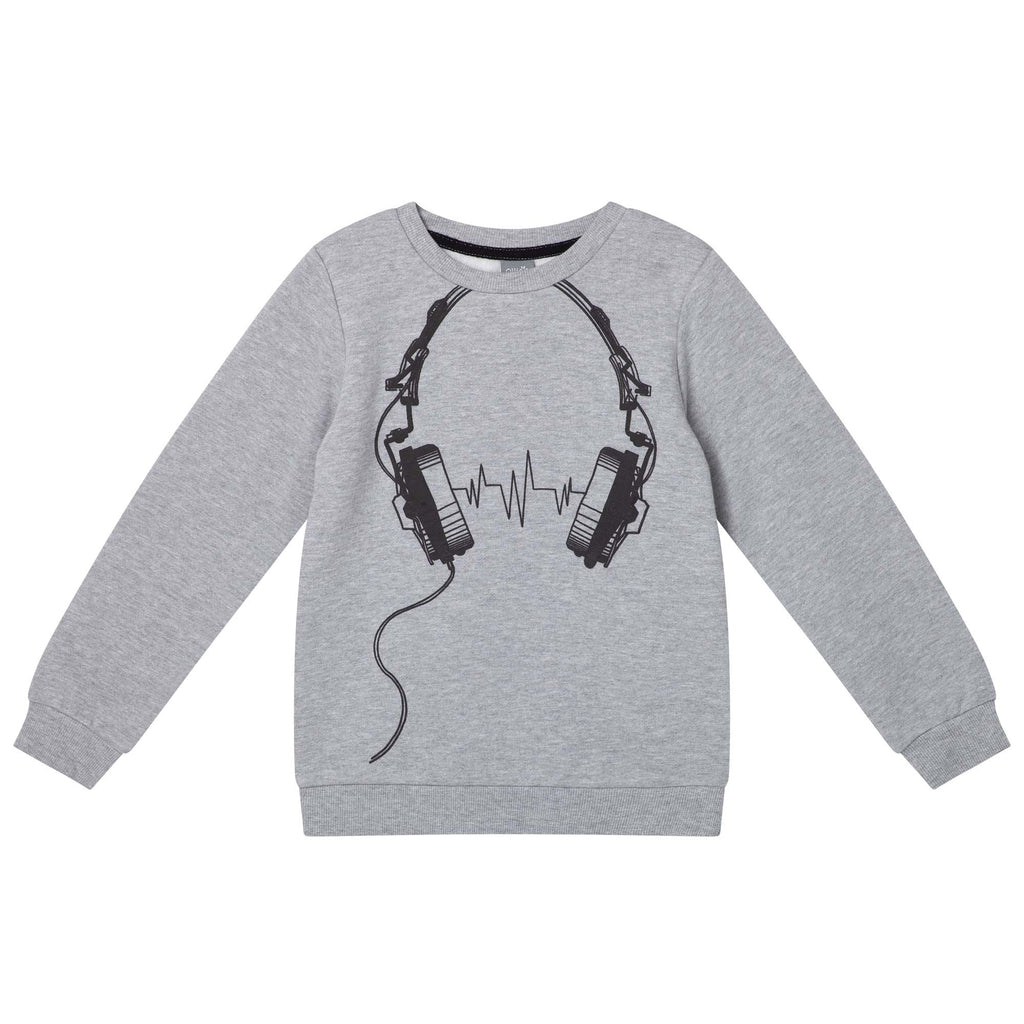 XSOB8135 Headphones Sweat Top