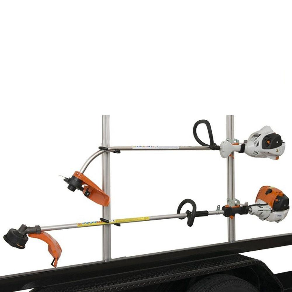 String Trimmer Rack Bundle - Holds 2