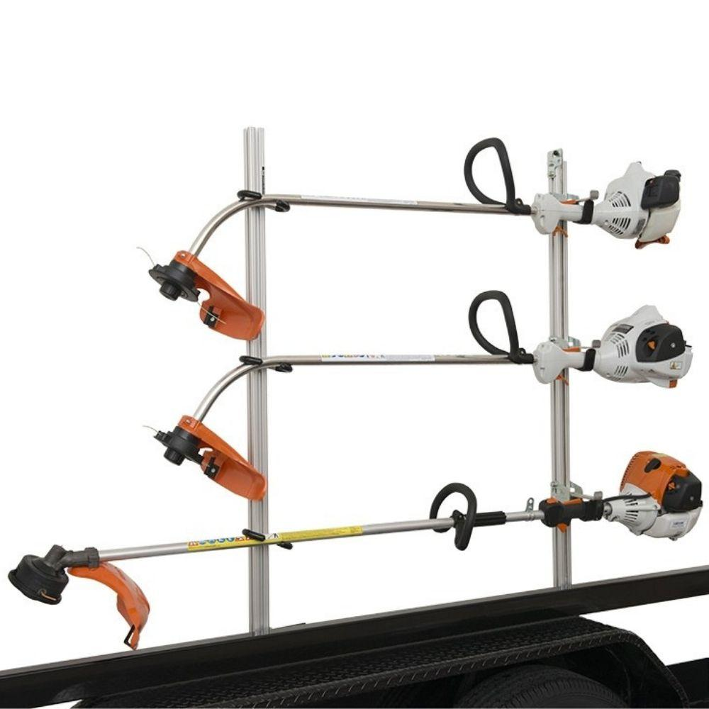 String Trimmer Rack Bundle - Holds 3
