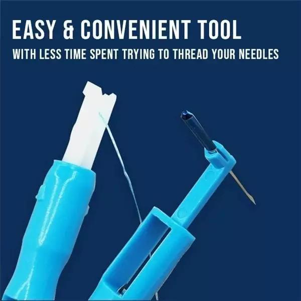 Needle Threader for Sewing Machine