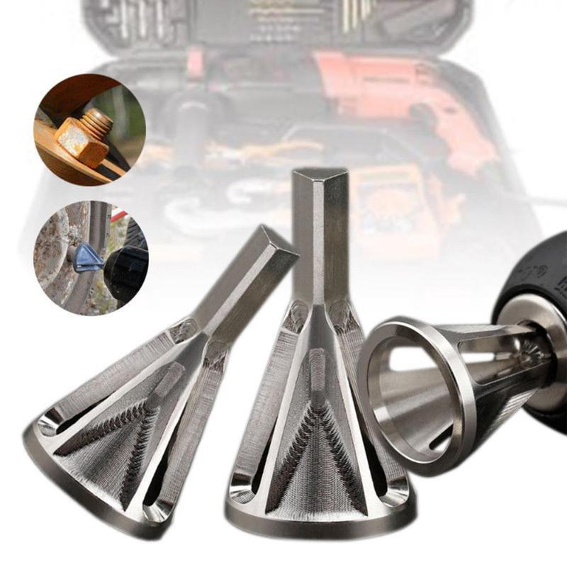 (Last Day Promotion-50% OFF)Stainless Steel Deburring Tool - EARTHERUP