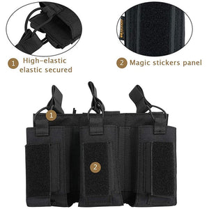 Open-Top Single/Double/Triple Mag Pouch