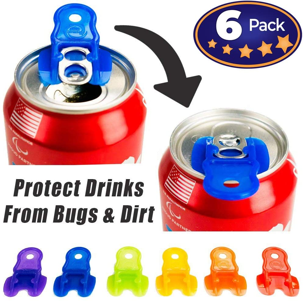 Buy 2 Get 1 Free>> Soda Saver Snap Bottle Cap