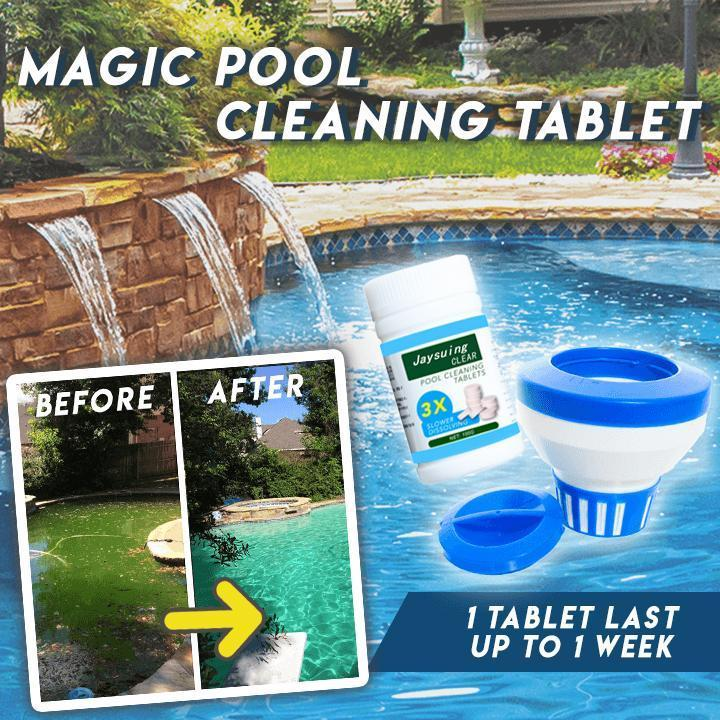 Swrimming Pool Vacuum Cleane - 50% OFF Today