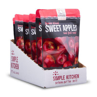 FOOD Freeze-Dried Sweet Apples - 6 Pack