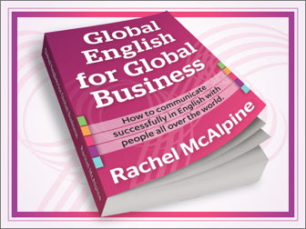 Global English for Global Business by Rachel McAlpine