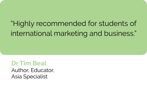 Dr Tim Beal author: Business Writing Plus is highly reocmmended book for students of international marketing, digital marketing, content marketing, business writing and business communication