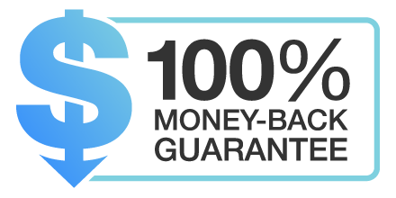 Contented offers a 100% money-back guarantee on our online professional writing training courses