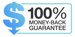 Contented has a 100% money back guarantee for CPD Diploma in Accessible Content