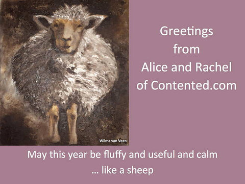 Happy New Year of the Sheep, 2015