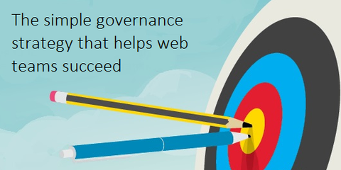 Content governance and content strategy