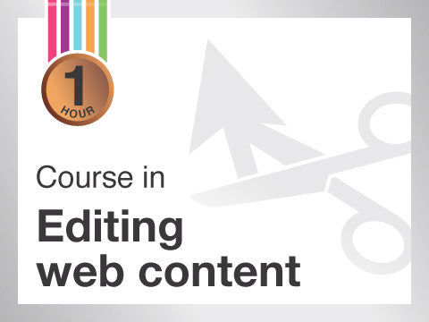 Course in Editing web content from Contented.com for New Zealand, Australia, Canada, the USA, the UK, Europe, Canada, China, India, Malaysia, Indonesia, Singapore, Thailand