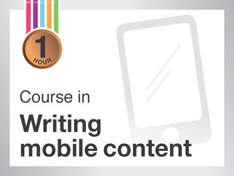 Course in Writing web content that works on mobile phones and tablets from Contented.com for New Zealand, Australia, Canada, the USA, the UK, Europe, Canada, China, India, Malaysia, Indonesia, Singapore, Thailand