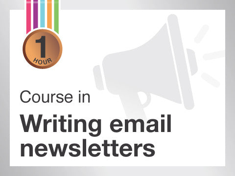 Course on writing online email newsletters and e-news from Contented.com for New Zealand, Australia, Canada, the USA, the UK, Europe, Canada, China, India, Malaysia, Indonesia, Singapore, Thailand