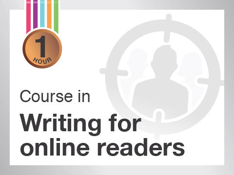 Course in web writing to target and reach online readers from Contented.com for New Zealand, Australia, Canada, the USA, the UK, Europe, Canada, China, India, Malaysia, Indonesia, Singapore, Thailand